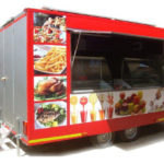 """Vidija"" from Niš makes mobile fast food kitchens"