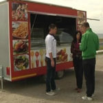 Trailer for sell fast food
