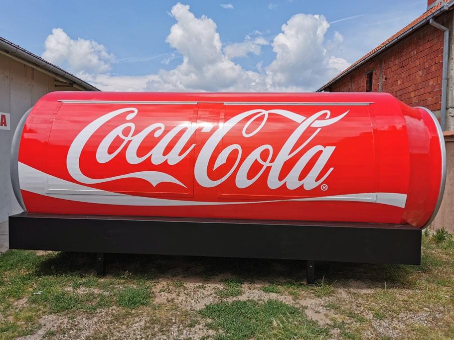 Vidija - Coca Cola 2 - Trailer for fast food