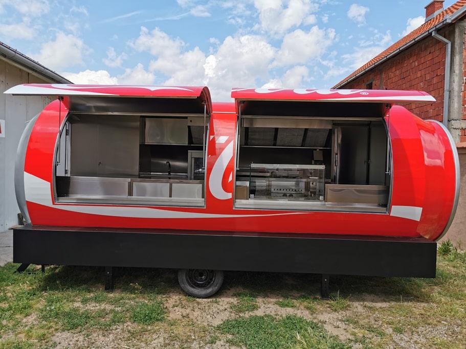 Vidija - Coca Cola 5 - Trailer for fast food