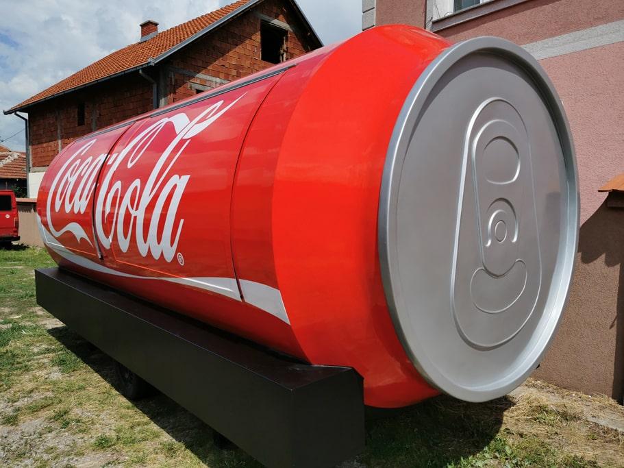 Vidija - Coca Cola 7 - Trailer for fast food
